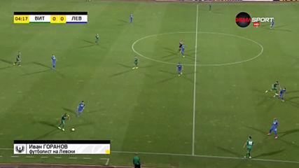 Иван Горанов се пребори за мястото на най-добрия защитник в 6-ия кръг в efbet Лига