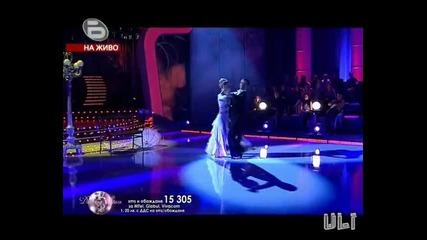 * Dancing Stars 2 * Бианка Панова и Светослав Василев - 14.11.2009