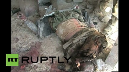 Iraq: Scores dead as pro-government forces battle IS in Ramadi *GRAPHIC*