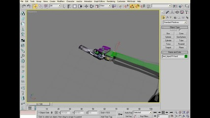 3ds max - Select and Link World Studios