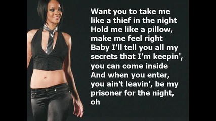 Rihanna - Only Girl( in the world) Lyrics