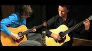 Hunter Van Larkins - Bull On Fire - (acoustic Guitar)