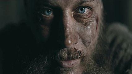 Vikings Season 4 Returns Comic-con Full Trailer - History (превод)