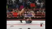 Wwe Raw Rob Van Dam vs Eddie Guerero *ladder match* част трета