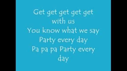 Black Eyed Paes - I gotta feeling + lyrics