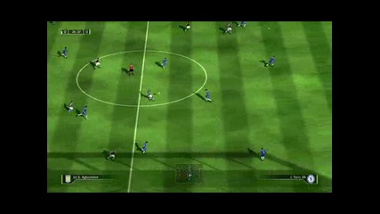 Fifa 09 Aston Villa 6:0 Chelsea part 1