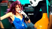 Dulce Maria Inevitable Hd Live in Premios Juventud 2010
