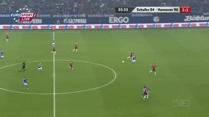Schalke 04 Vs Hannover 96 5-4