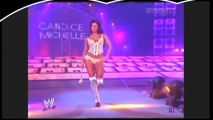 Candice Michelle - Dont Stop Baby l Mv l