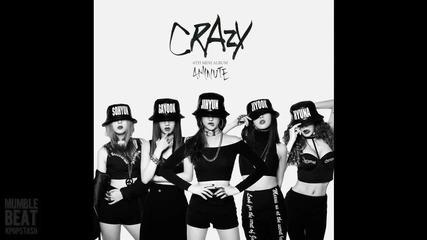 4minute (포미닛) - Mini Album Crazy (미쳐) [full Album]