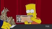 Родител Хеликоптер - The Simpsons