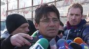 Костов: Доволен съм от Жуниньо, Рамос още не се е адаптирал