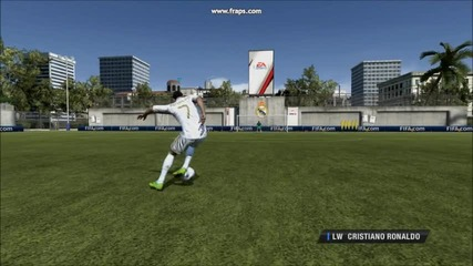 fifa 12 ronaldo skills