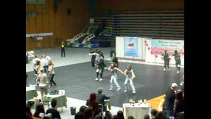 To6o Ft. Antoni & Ani Ft. Mims Duos 08.03.2009 Hip Hop Competition