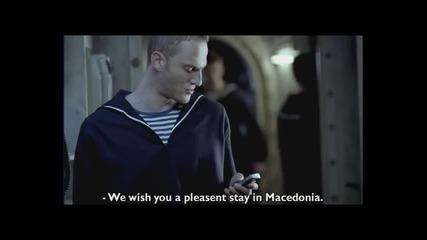 Cosmofon Russians Реклама (2006)