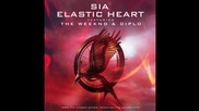 Sia - Elastic Heart (ft. The Weeknd & Diplo)