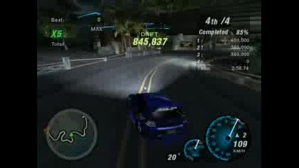 Nfsu2 - Drift Max Trafik - Lighthouse