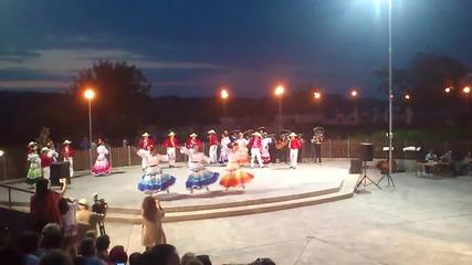Мексикански танци - Тутракан