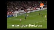 Шампионска Лига - Аресенал 2 - 0 Олимпиякос