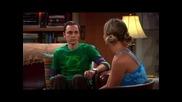 Теория за Големия взрив сезон 3 еп 3 Бг Суб