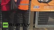 UK: Light aircraft crashes into car dealership, injuring 4