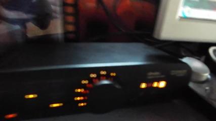 Logitech z906 Custom box - Bass i Love You test