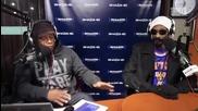 Snoop Dogg говори за последните му мигове с 2pac