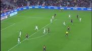 Барса си върна самочувствието с гръмка победа! 08.01.2015 Барселона - Елче 5:0