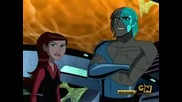 Ben10 Alien Force S3e10 Ghost Town - част 2/3