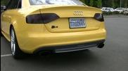 Audi s4 Audi вади як звук.!!