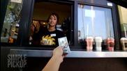 Пичове дават по 100 долара бакшиш на работници за бързо хранене