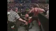 Wwf Judgment Day 2001 - Triple H Vs Kane