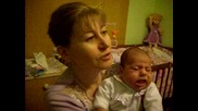 Йоанка на 1 месец и 15 дни (07.12.2008г.) - 1