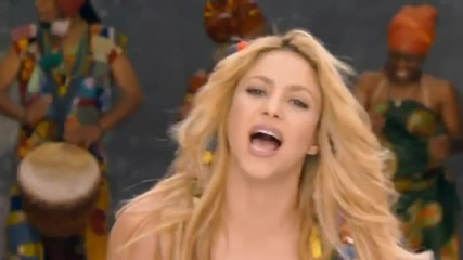 Shakira - Waka Waka (official video) World cup 2010