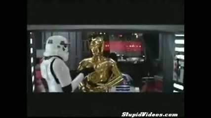 Star Wars Ganster Rap