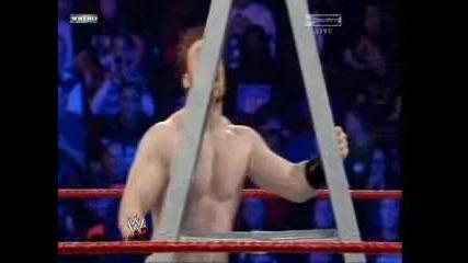 Wwe Tlc 2010 - Sheamus vs John Morrison Ladder Match