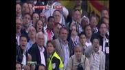 Меси рита топкава във публиката на Реал