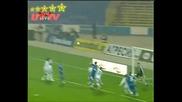 Левски - Славия 1 - 0 Гол На Гонзо 16.11.2008 Високо Качество