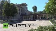 Ukraine: OSCE inspect aftermath of deadly Gorlovka shelling