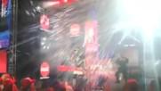 Coca cola the voice happy energy tour 2017 Ruse