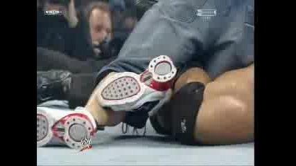 Summerslam 2008 - Batista Vs John Cena