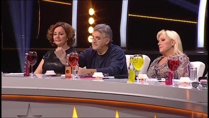 Zivorad Radosavljevic - Rasiri ruke o majko stara - (live) - ZG 2014 15 - 25.10.2014. EM 6.