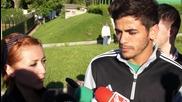 Новият в Лудогорец: Отказах на Бенфика и Спортинг, за да дойда в Разград