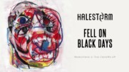Halestorm - Fell on Black Days ( Soundgarden Cover) ( Official Audio)