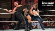 Royal Rumble Match: Royal Rumble 2015 (Full match - WWE Network Exclusive)
