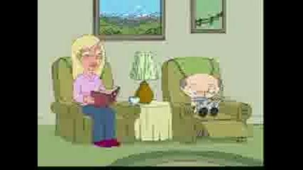 Family Guy - Mcstroke