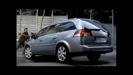 Opel Vectra C - Реклама