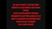 Limp Bizkit - Rollin (lyrics)