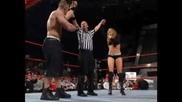 Wwe - John Cena And Maria