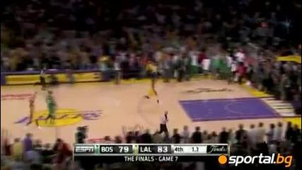 Топ 5 Отигравания на La Lakers